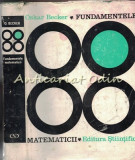 Fundamentele Matematicii - Oskar Becker