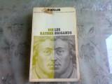 DIE RAUBER, LES BRIGANDS - SCHILLER (EDITIE BILINGVA, GERMANA/FRANCEZA)