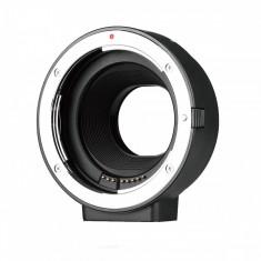 Meike MK-S-AF4 adaptor montura Canon EF/S la Sony E-Mount cu contacte TTL