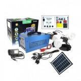 Kit Solar GDLite GD8018 12V12A cu Panou Solar 18V 20W