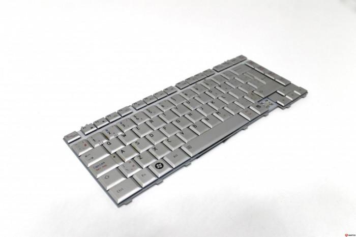 Tastatura Laptop Defecta cu 1 tasta lipsa Toshiba Satellite MP-06866CU-6983 / PK1301801Q0