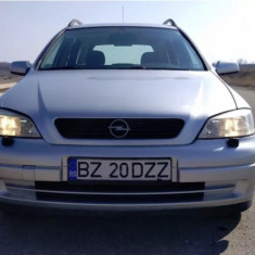 Opel Astra G + GPL