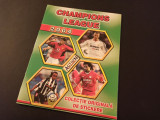 Album Editura Action Stickers UEFA Champions League 2004