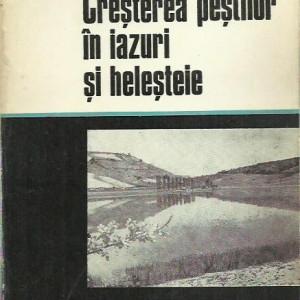 AS - KASZONI Z. - CRESTEREA PESTILOR IN IAZURI SI HELESTEIE