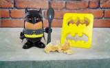 Suport pentru ou si forma pentru paine - Batman   Paladone