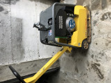 Placa compactoare WACKER DPU 3050 nou 210kg indicator nivel compactare