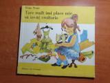 Carte pentru copii - tare mult imi place mie sa invat croitorie - din anul 1988