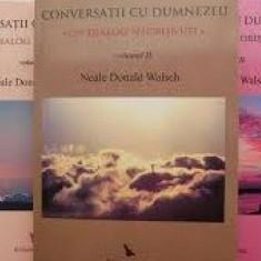 Conversatii cu Dumnezeu (3 vol.) - Neale Donald Walsch