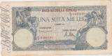 ROMANIA 100000 LEI OCTOMVRIE OCTOMBRIE 1946 VF