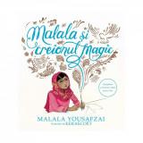 Carte Editura Arthur, Malala si creionul magic