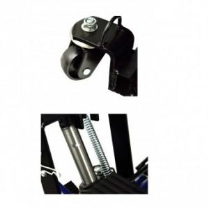 Cric hidraulic, lift, Geko G02180, pentru service motociclete, ATV-uri, Quad-uri, max 680 Kg