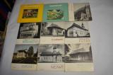 lot 13 carti manastiri si biserici colectia Meridiane