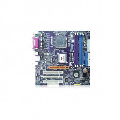 Kit Placa de Baza - ECS P4M800PRO-M (V2.0), Processor Intel Core2 Duo E6420 2.13GHz , Socket 775, DDR2, AGP