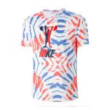 Tricou Nike Dri-Fit Printed Training - DA1794-100
