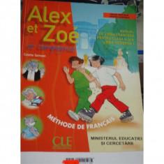 ALEX ET ZOE ET COMPAGNIE - COLETTE SAMSON