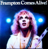 VINIL  2XLP Peter Frampton - Comes Alive DUBLU LP   ( VG+)