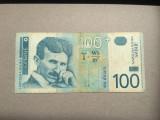 Serbia 100 Dinari 2004