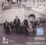 CD Lautareasca: Fanica Luca ( colectia Jurnalul National nr.11, stare f.buna )