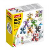 Joc Educativ Pentru Copii Quercetti Acrobats 4070 Omuleti Acrobati 16 Piese Multicolore