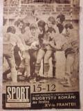 Revista Sport nr 11 din 1976
