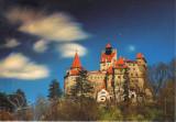 Carte postala CP BV051 Castelul Bran - necirculata