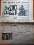 Ziarul 24 ore din 6 februarie 1990-ziar din iasi