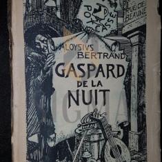 GASPARD DE LA NUIT - ALOYSIUS BERTRAND