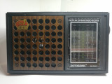 Radio portabil XB-28AC, cu 4 benzi radio, alimentare 220v si baterii