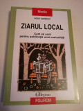 Jock Lauterer - Ziarul Local