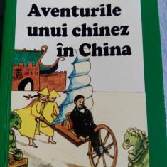 Aventurile unui chinez de Jules Verne