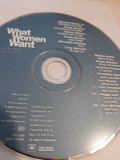 WHAT WOMEN WANT  - SOUNDTRACK  - CD