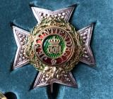 """Luxemburg - Ordinul """"Coroana de stejar"""" in grad de Mare Ofiter"""