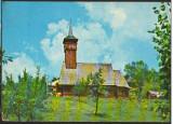 CPI B12419 CARTE POSTALA - OLANESTI. BISERICUTA DE LEMN A LUI HORIA