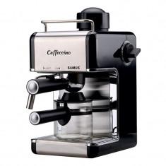 Espressor de cafea Caffeccino Samus, 3.5 bari, 800 W, Negru