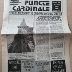 puncte cardinale iunie 1993-ziar legionar,moartea lui horia sima in germania