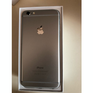 Iphone 6 plus, Silver