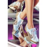 Pantofi Oxford Jolie, 35 - 40