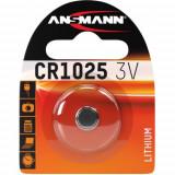 Baterie CR1025 - Ansmann