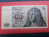 Bancnota 10 marci 1960 - GERMANY 10 DEUTSCHE MARK 1960 #19c - UNC