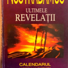 NOSTRADAMUS , ULTIMELE REVELATII de PETER LEMESURIER , 1996
