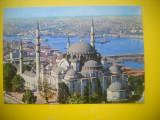 HOPCT 61302  MOSCHEEA SULEIMAN /CORNUL DE AUR-ISTANBUL TURCIA-CIRCULATA