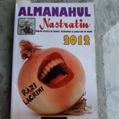 ALMANAHUL NASTRATIN, 2012