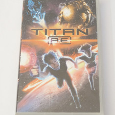 Caseta video VHS originala film tradus Ro - Titan A.E.