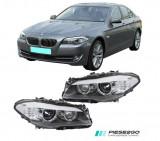 Far faruri stanga/dreapta Bi-Xenon BMW seria 5 F10 2010|2011|2012|2013, 5 (F10) - [2010 - 2013]