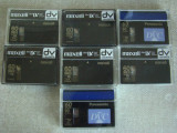 Lot 7 Casete MiniDV Panasonic si Maxell 60 min - Inregistrate o singura data