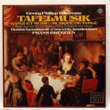 Georg Philiipp TELEMANN - Banquet Music ( 6 discuri vinil )