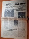 Sportul 21 iulie 1981-splendit succes al gimnasticii masculine