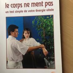 Dr.John Diamond-Le corps ne ment pas(limba franceza)