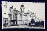 TEATRUL NATIONAL DIN CLUJ , VEDERE EXTERIOARA , CARTE POSTALA ILUSTRATA , MONOCROMA, NECIRCULATA , 1938