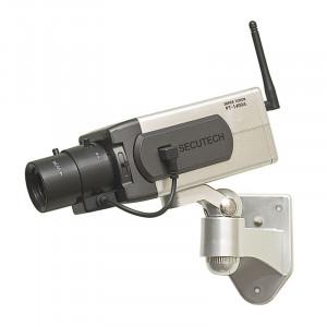 Camera supraveghere falsa dummy camera, ABS, 3 x baterii AA